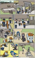 Post-Fallout Equestria : Episode1 Page26 by king-koder