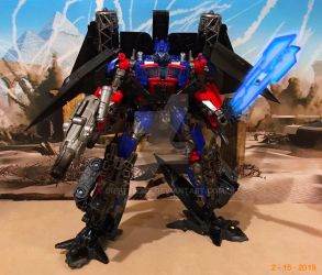 Jetpower Optimus Prime by DriftsEdge