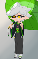 Marie drawing by TheMikkelator