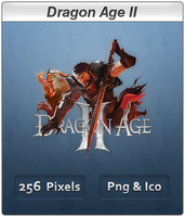 Dragon Age 2 - Icon 2 by Crussong