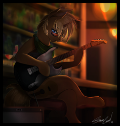 Jazz Fusion Commission by SakuraCheetah