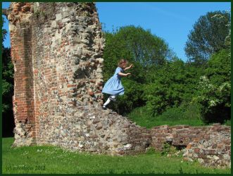 Wendy can fly by eulenfeder
