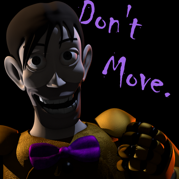 Don't Move - Dave Miller Model by MateusRiff