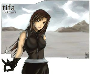 Final Fantasy:AC - Tifa Again by ChanpART