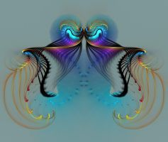 tropical Butterfly by eReSaW