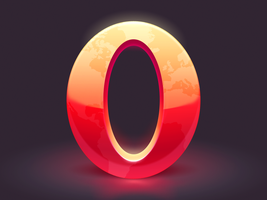 Opera icon by Ampeross