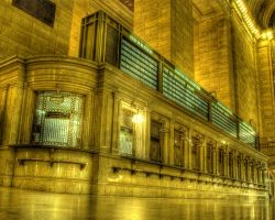 Grand Central tickets by spudart