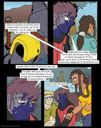 Nextuus Page 1127 by NyQuilDreamer