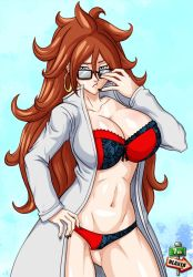 Android 21 by 7th--Heaven