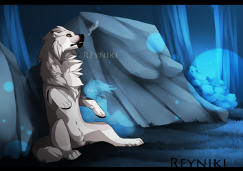 I Will Protect You by Reyniki