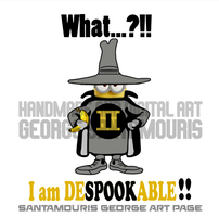Minion Spook by SANTAMOURIS1978