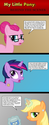 Behind the scenes by kucoslaw