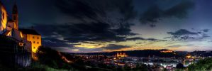 The Lights Of Passau by Saber1705