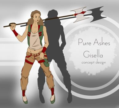 PA Gisella Concept by DshawnC