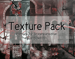 Texture Pack by StoneHeartedHan
