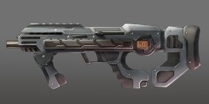 Concept-smg by ImBrokeRU