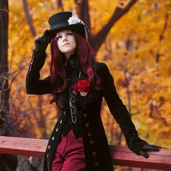 Autumn Hatter by ann-emerald