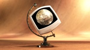 The World on TV by aroche