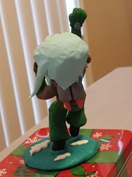 Apogee Sculpt (Back) - EvilFTW by Falling-Into-Blue