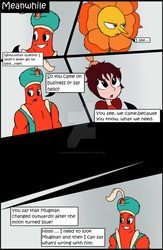 Cuphead the Return of the Devil Hao:Ch 2 p 5 by AnnaDreamer24