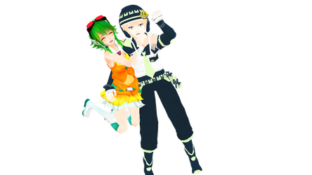 Noiz x Gumi by VocaGUMImegpoid