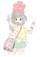 Pokemon Sun and Moon Trainer by livintoinspire