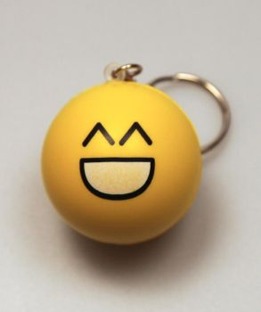 :D Stress Ball Keychain by deviantWEAR