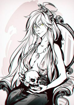 Lady Death by airin-ater