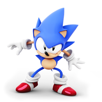 Toei Sonic, savior of Little Planet by ModernLixes