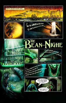 The Bean-Nighe (Page 01 of 06) by Kmadden2004