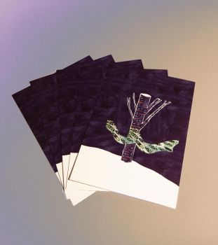 Trunk Cards by Sadmonster