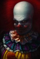 Pennywise by vinnybortoletto