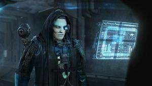 Sleeper agent by adamkuczek