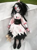 Something wicked by dollmaker88