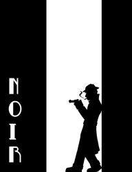 Commission: Noir cover by Luprand