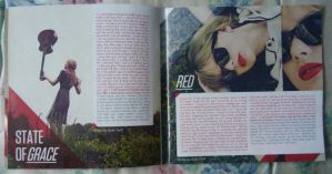 TS RED (Deluxe Edition) Booklet 02 by Avengium