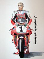 king carl fogarty by dessinsdejul