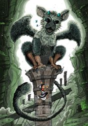 The Last Guardian by JFRteam