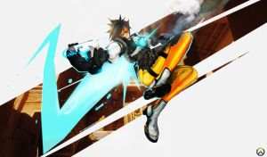 Tracer Overwatch by ibroid
