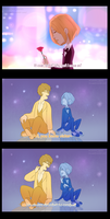 YOI and SU Crossover by Miss-Ponytails
