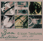 Icon Textures+Set OO1 by AnthonyGimenez