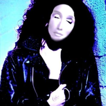 Cher Self Titled (1987) Reconceptualized by TheNinthWaveTNW