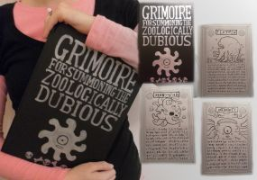 Homestuck: 'Consult Grimoire' by lillilotus
