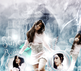 Camila Cabello - Bang Bang by zoely1
