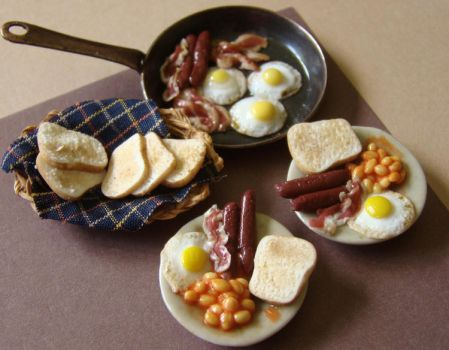 English Breakfast by PetitPlat