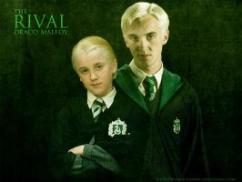 Draco - Then and Now by KMeaghan
