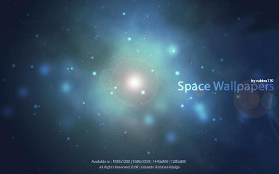 Space Wallpapers by rubina119
