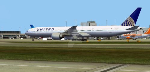United 1408 by Invader-Tak2015