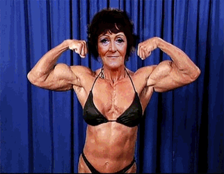 GrannyMuscle 5 by GrannyMuscle