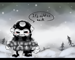Cold by Justsomefandomfan